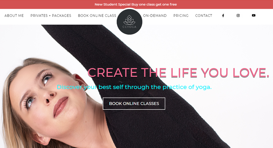 CC Yoga for All