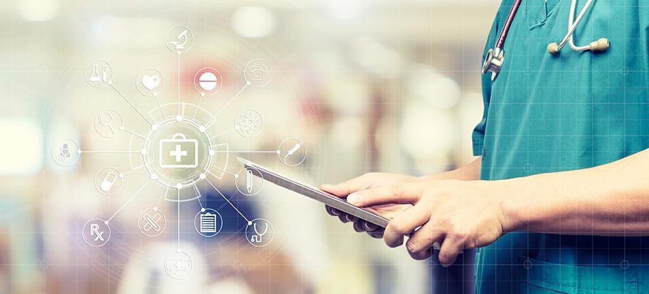 digital healthcare industry
