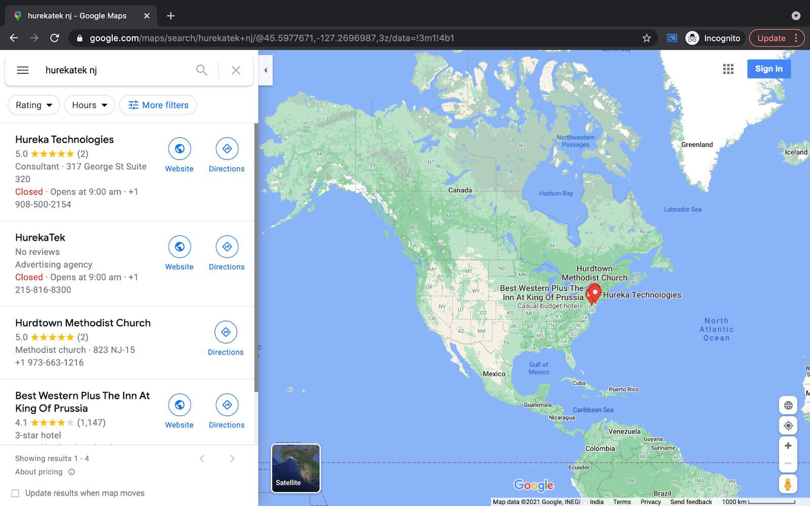 google-maps-listing